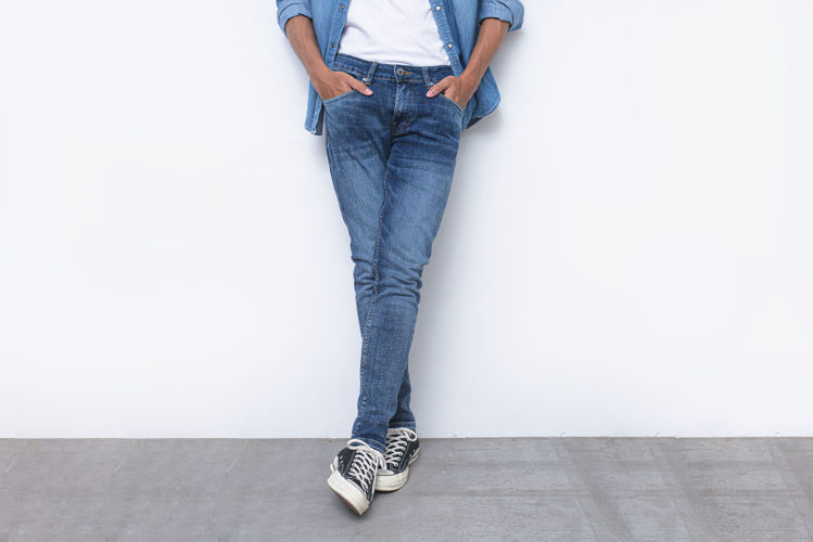 Picture of Men's Classic Jeans - 45 lbs (Good Quality)