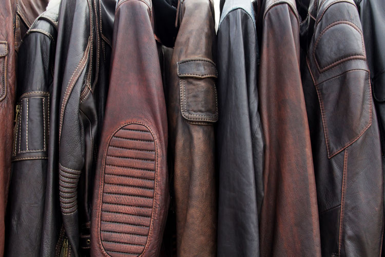 Picture of Men & Women Leather Jackets - 45 lbs (Premium Quality)