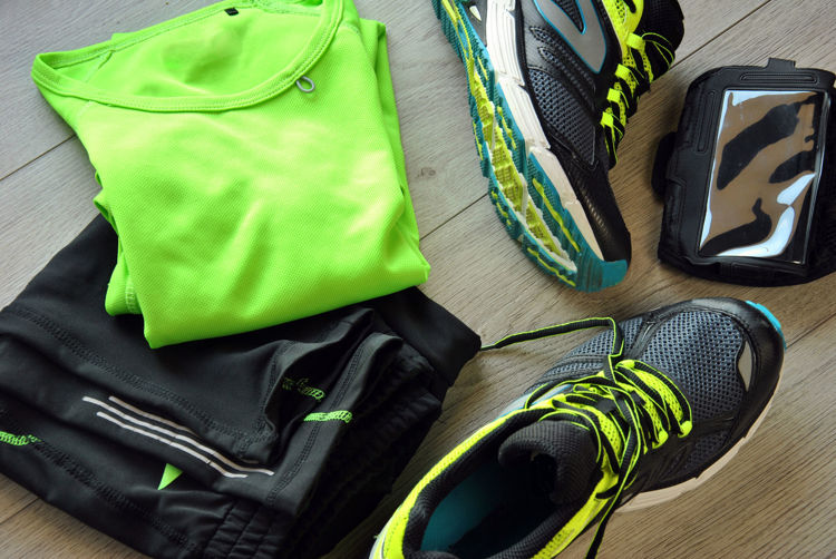 Picture of Men & Women Summer Athletic Clothing - 45 lbs (Good Quality)