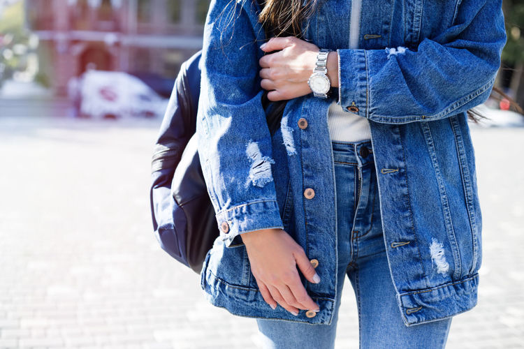 Picture of Women's Denim Jacket - 45 lbs (Premium Quality)