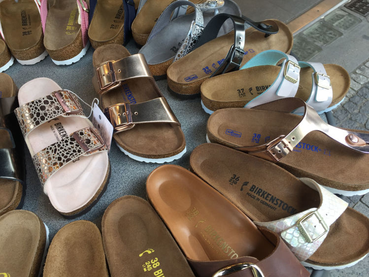 Picture of Men & Women Birkenstock Sandals - 45 lbs. (Premium and Good Quality)