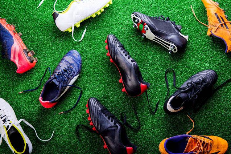 Picture of Children & Adult Cleats - 45 lbs. (Good and Moderate Quality)