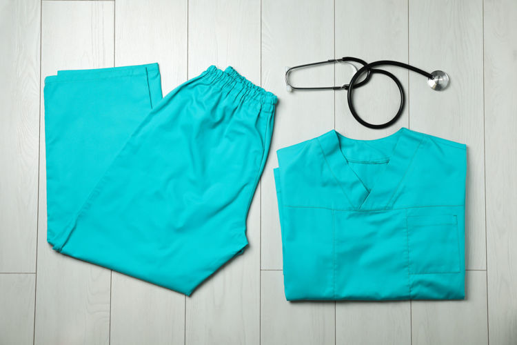 Picture of Men & Women Scrubs  - 45 lbs (Good Quality)