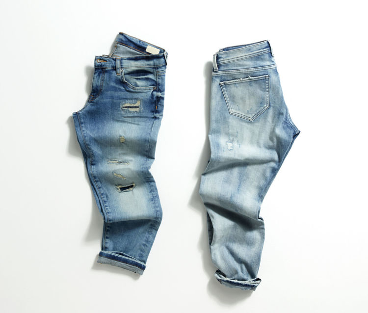 Picture of Men's Jeans Plus Sizes - 45 lbs (Premium and Good Quality)