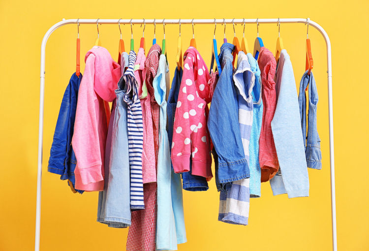 Picture of Children Summer Clothing - 45 lbs. (Premium Quality)