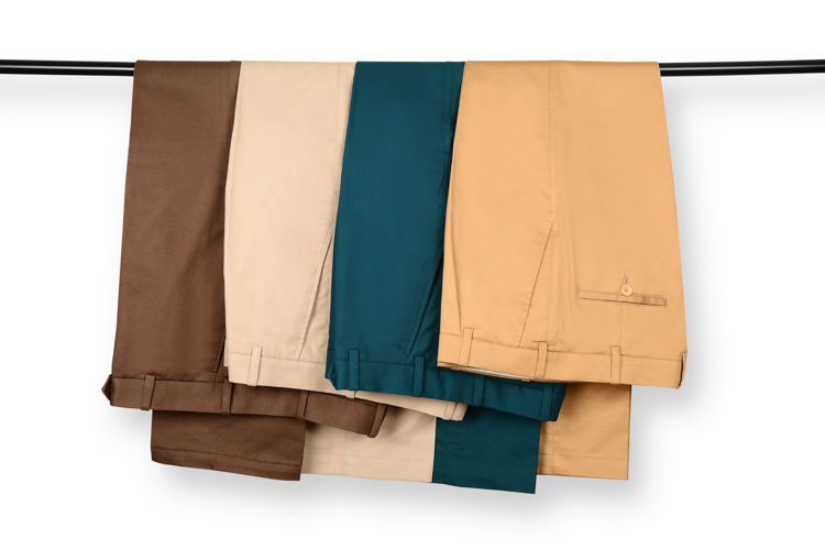 Picture of Men's Dress Pants - 45 lbs (Good Quality)