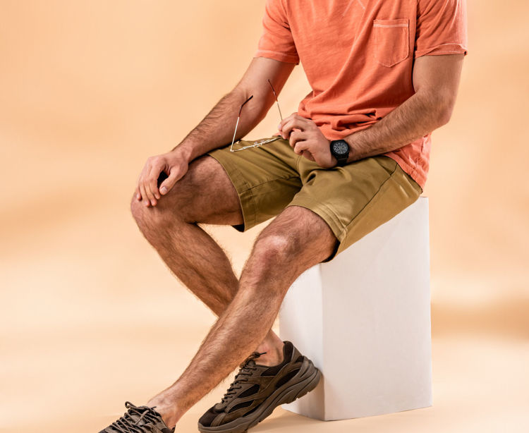 Picture of Men's Shorts - 45 lbs (Moderate Quality)