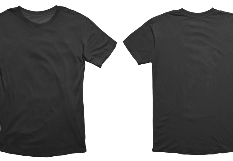 Picture of Men's Solid T-shirts - 45 lbs. (Moderate Quality)
