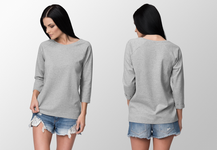 Picture of Women's Long-sleeve Shirts - 45 lbs (Premium Quality)