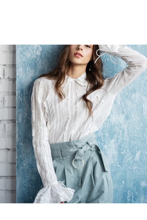 Picture of Women's Long-sleeve Blouses - 45 lbs (Premium Quality)