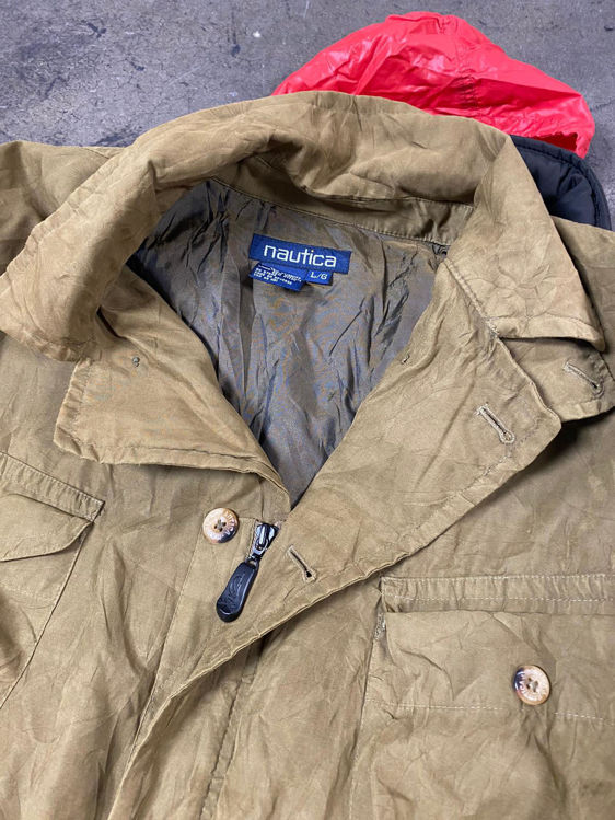 Picture of Men's Vintage Jackets - 40 lbs. (Good and Moderate Quality)