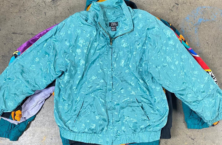Picture of Men & Women Nylon Jackets - 45 lbs (Good Quality)