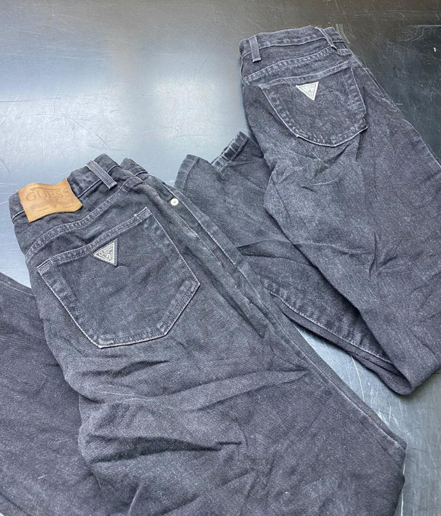 Picture of Men & Women Vintage Branded Jeans - 45 lbs. (All Qualities Included)