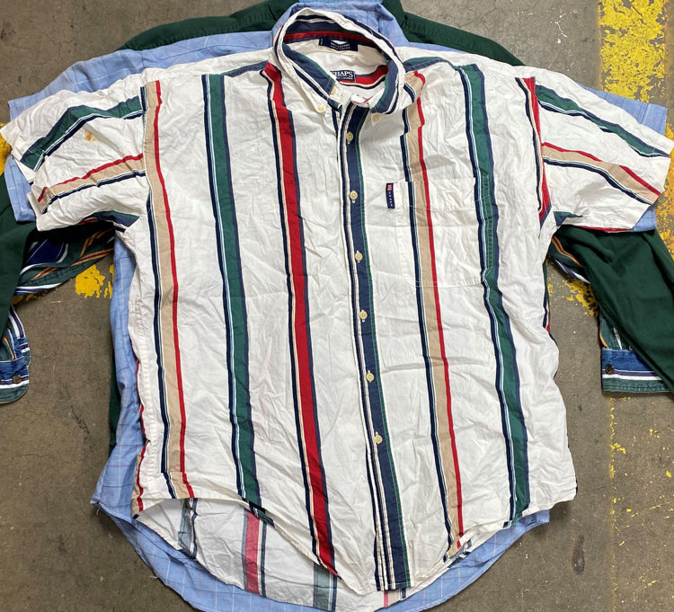 Picture of Men's Summer Vintage Shirt - 45 lbs (Good and Moderate Quality)