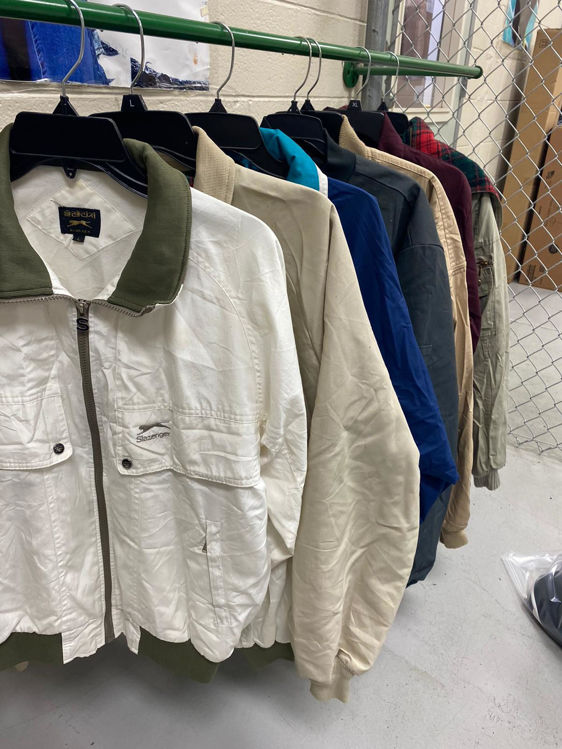 Picture of Men's Cotton Jackets - 45 lbs (Good Quality)
