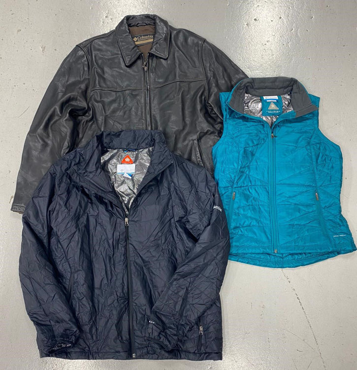 Picture of Men & Women North Face/ Patagonia/ Columbia Outerwear - 35 lbs (Premium Quality)