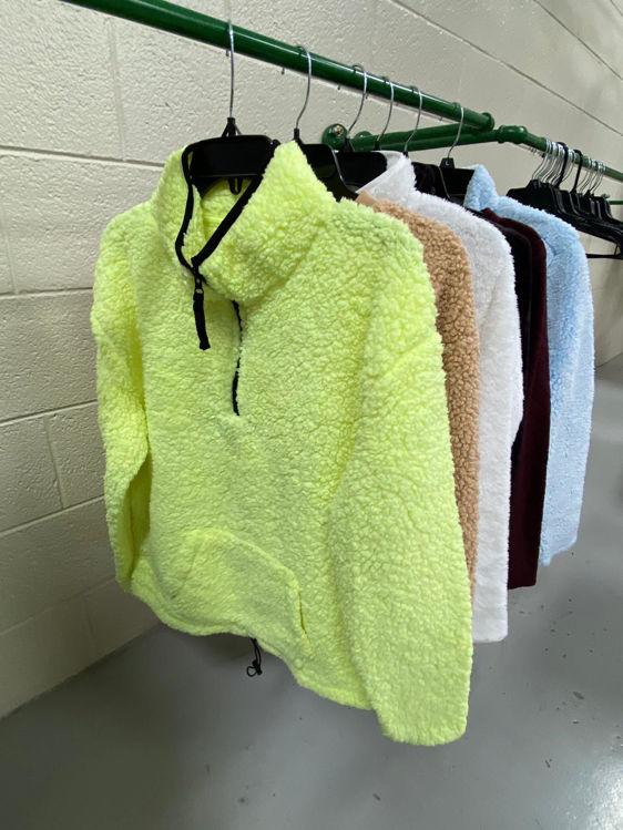 Picture of Men & Women Fleece Tops - 30 lbs (Premium Quality)