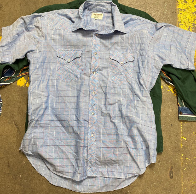 Picture of Men's Branded Shirts Tommy Hilfiger, Ralph Lauren - 45 lbs (Good and Moderate Quality)