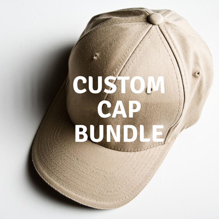 Picture of CUSTOM CAP BUNDLE